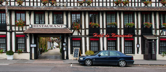 Your hotel restaurant in Evreux
